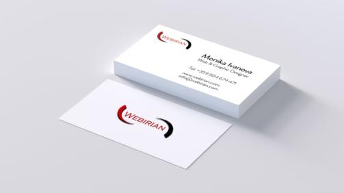 Webirian Business Cards